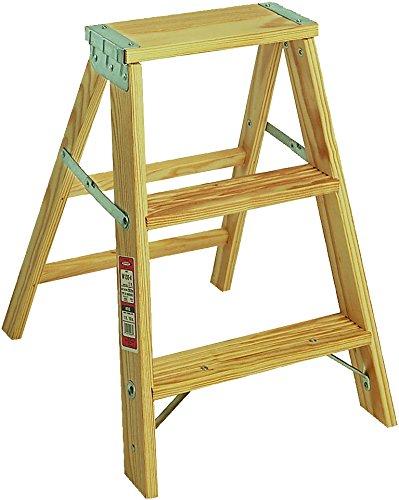 Type III Wood Step Ladder, 2'