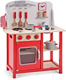 New Classic Toys Kitchenette Bon Appetit Childrens Pretend Playset