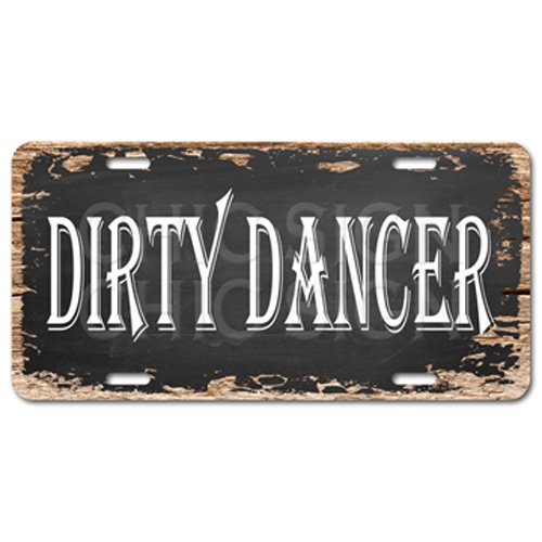 DIRTY DANCER Tin Sign Vintage 6