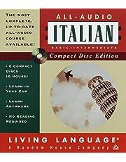 All-Audio Italian CD