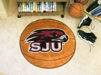 St. Josephs University Basketball Rug