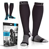 POWERLIX Compression Socks for Men - Perfect Compression Stockings, Support Socks for Home & Travel...