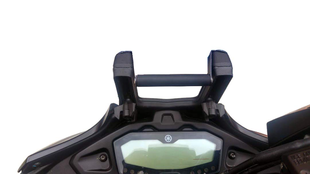Navigation Mounting GPS Rack Mount Compatible with Yamaha MT07 Tracer FZ07 by StE