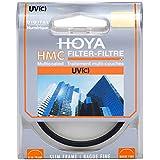 Filtro, Hoya UV-HMC 55, Preto/Transparente