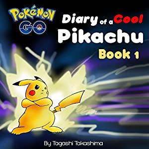 Diary of a Cool Pikachu Audiobook