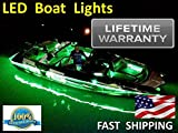 Lifetime WARRANTY - LED Boating Boat Marine KIT -- 16ft containing 300 Cree Style LED's total ---- Color Select by Remote Control --- Accent Lighting WATERPROOF