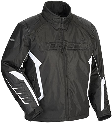 (Cortech Blitz 2.1 Mens Snowcross Jacket Black LG)