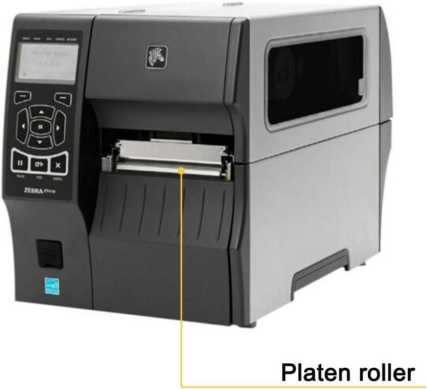PN P1058930-080 ZEBRA ZT410 Platen Roller for ZT400 Series Printers