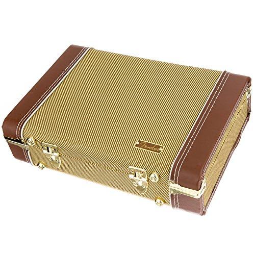 Fender Mississippi Saxophone Tweed Harmonica Case