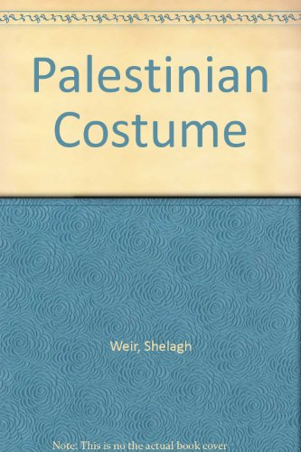 [Palestinian Costume] (Fashion Costume Museum London)