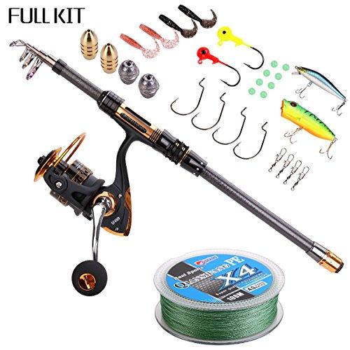 edge fishing rods - 5