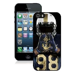 Navy Midshipmen iPhone 5 5S Case