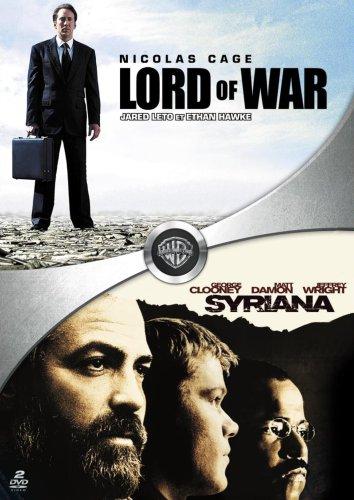 Coffret Blockbuster 2 DVD : Lord Of War / Syriana
