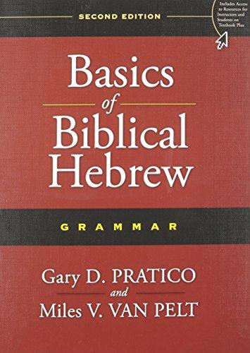 Basics of Biblical Hebrew Grammar: Second Edition (Best Korean Language Program)