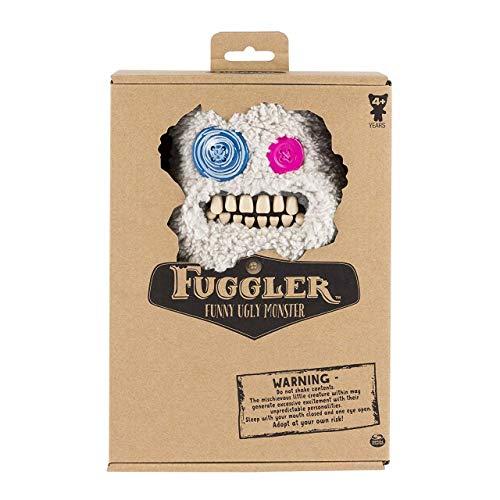 "Spin Master Fuggler Funny Ugly Monster Deluxe Stuffed Animal Medium 9"" Plush (Sasquoosh)"