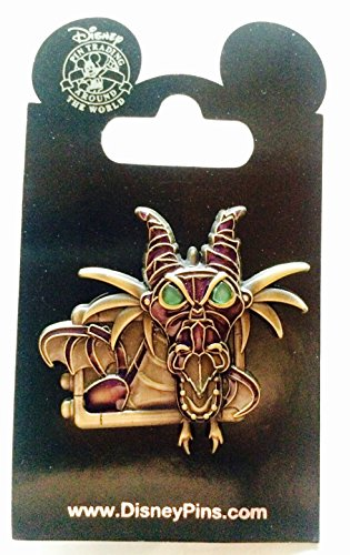 Authentic Disney Maleficent's Steampunk Dragon Pin-101374