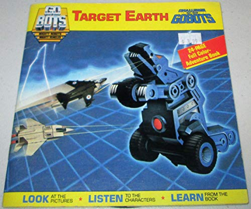 Target Earth Book & Record 7