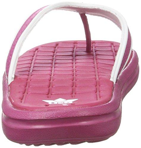Lico Atlantic, Chanclas Para Mujer Pink (Pink/Weiss)