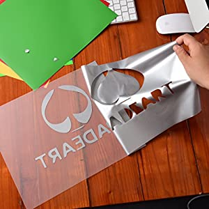 """Heat Transfer Vinyl Sheets Bundle For T shirts 12 Sheets + 1 Bonus Teflon Sheet 12""""x 10"""" Iron on HTV Assorted colors for Silhouette Cameo, Cricut, heat press machine or any Craft cutters By SPADEART"""