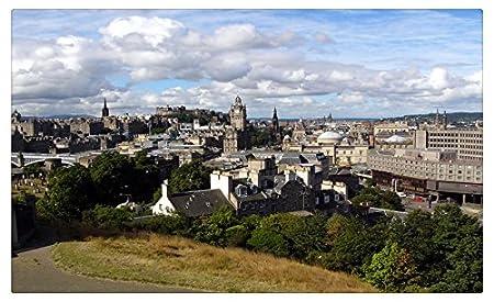 Escocia Edimburgo ciudades muebles & decoración imán imanes de ...
