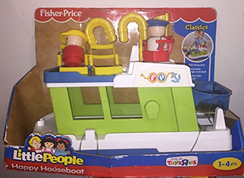 Little People Happy Houseboat by Fisher-Price