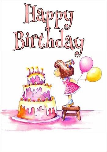 happy birthday birthday books for kids birthday journal notebook