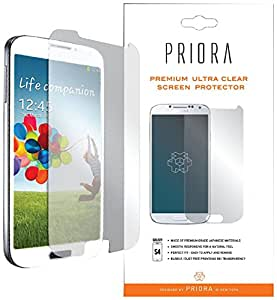 Priora Design Screen Protector for Samsung Galaxy S4 - Ultra Clear