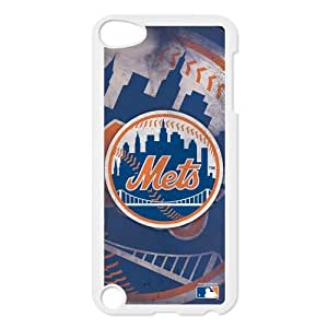 MLB New York Mets Retro Vintage Style for IPod Touch Cover Top IPod Touch 5 Case Show