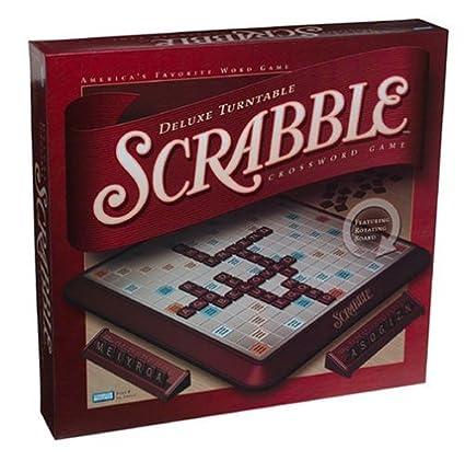 Deluxe Turntable Scrabble