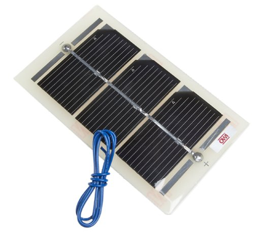 Solar Cell Light Intensity Voltage - 6