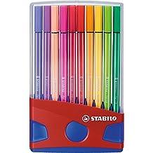 Stabilo Parade Pen-68 Feutres de coloriage
