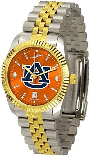 (Auburn Tigers Executive AnoChrome Men's Watch)