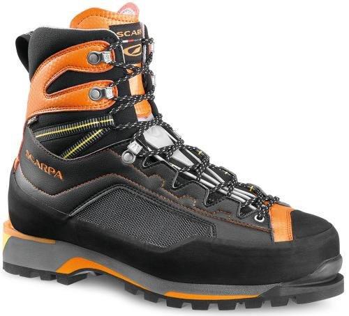 SCARPA Rebel Pro GTX Boot Black/Orange 46