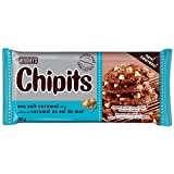 HERSHEY'S CHIPITS Thanksgiving Thanksgiving Baking Chocolate Chips, Sea Salt Caramel, 283 Gram