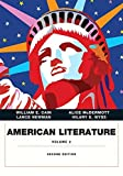 img - for American Literature, Volume II (2nd Edition) by William E. Cain (2014-10-27) book / textbook / text book