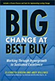 Big Change at Best Buy, Elizabeth Gibson and Andrew Billings, 0891061762