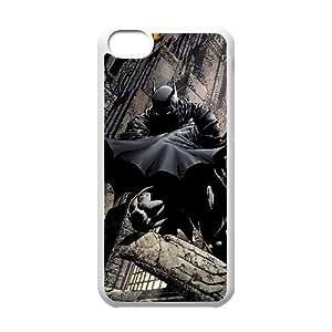 Batman Comic iPhone 5c Cell Phone Case White WON6189218010880
