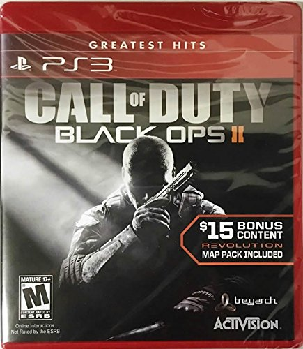 (Call of Duty: Black Ops II - PlayStation 3)