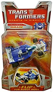 Transformers Deluxe Classic Mirage
