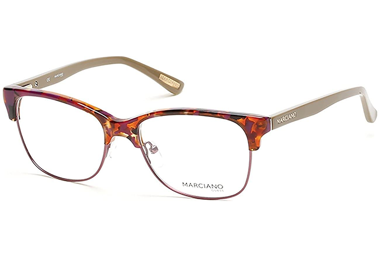 Amazon.com: Guess By Marciano GM0265 Eyeglasses 53 055 ...