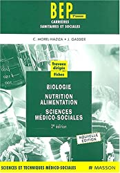 Travaux dirigés : Biologie nutrition alimentation sciences médico-sociales 2e année (vert)