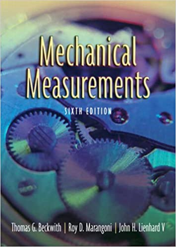Mechanical measurements 6th edition thomas g beckwith roy d mechanical measurements 6th edition 6th edition by thomas g beckwith fandeluxe Gallery