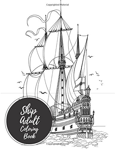 nautical coloring pages for adults - photo#15