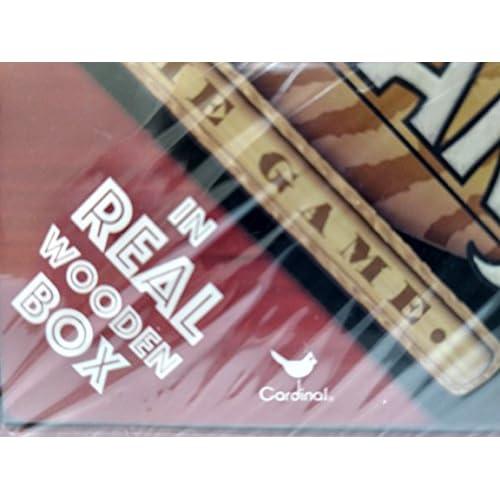 Jumanji The Game In Real Wooden Box Hot Sale Licensinglemma Ingcom