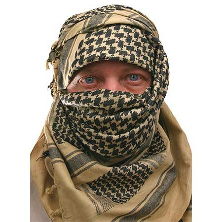 Rothco Shemagh Tactical Desert Scarf 8537