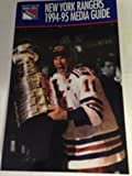 Official 1994-95 New York Rangers Media Guide, Triumph Books, 1572430540