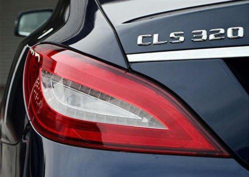 E636 Cls320 C320 Emblem Badge Auto Aufkleber 3d Schriftzug Hinten Abzeichen Car Sticker Zahlziffer Auto