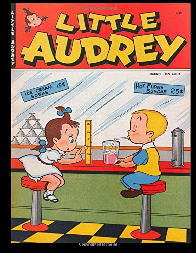 Little Audrey #9: Golden Age Popular Cartoon Comic 1950 PDF