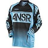 Answer Racing A17.5 Syncron Men's Off-Road Motorcycle Jerseys - Blue/Black/X-Large