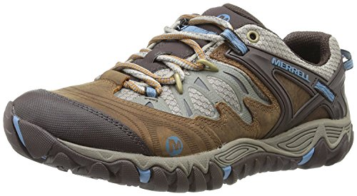 Out Shoe Hiking Brown M Sugar EU UK 39 Merrell M 6 B B Heaven All Blaze Blue Women's qXxwBRS1